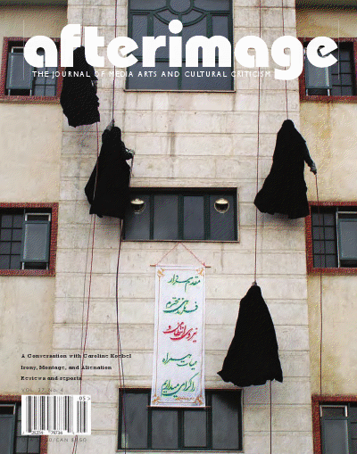 Afterimage Vol 37 Issue 4