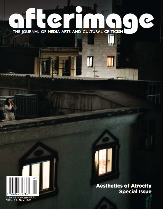 Afterimage Vol. 39 No. 1+2