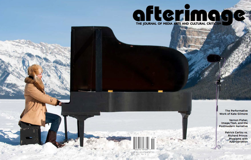 Afterimage 39.3 - Cover