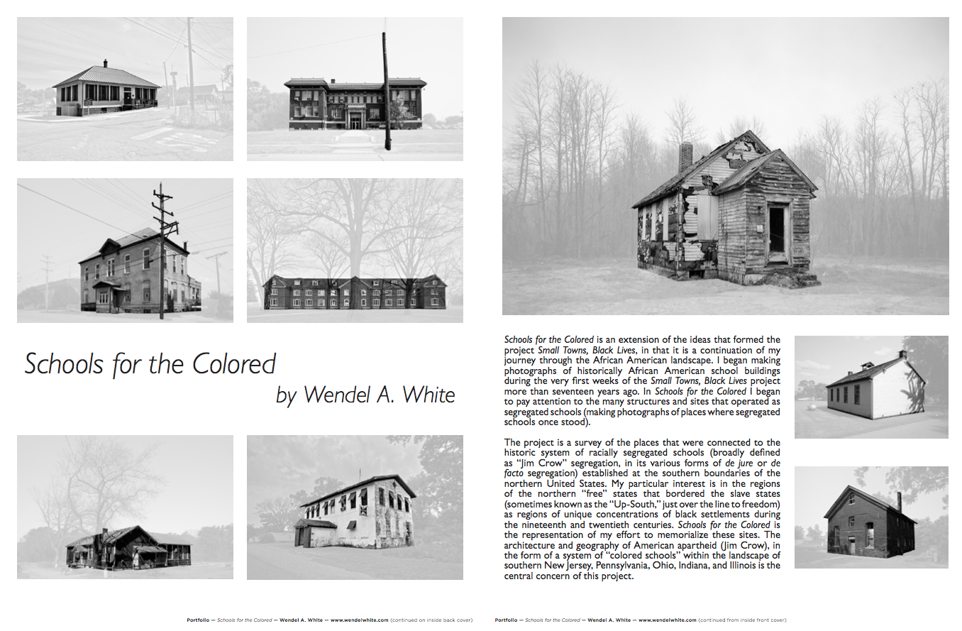 Afterimage 40.1 - Portfolio - Wendel A. White