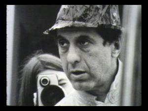 Robert Frank with VSW students 1971