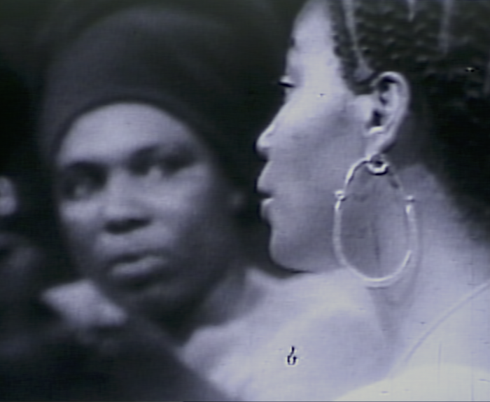 Still from: Black Woman (1970)