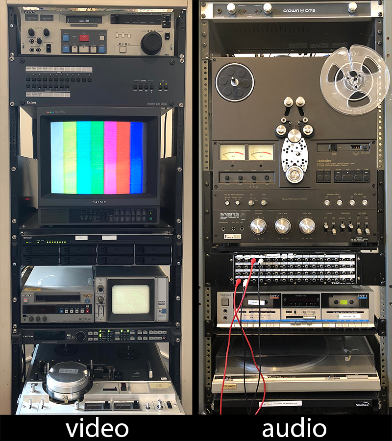 AV Towers - Conversion Lab