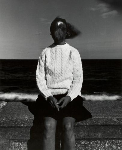 <strong>Bart Parker</strong>Visitor,1973Gelatin silver print,35.6 x 27.9 cmVisual Studies Workshop Collection,Gift of the artist1981:0093:0026