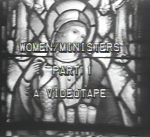 Women Ministers (1976) by Nancy Rosin
